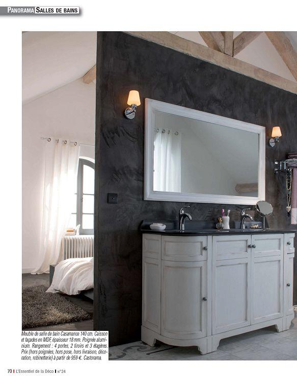 meuble salle de bain casamance
