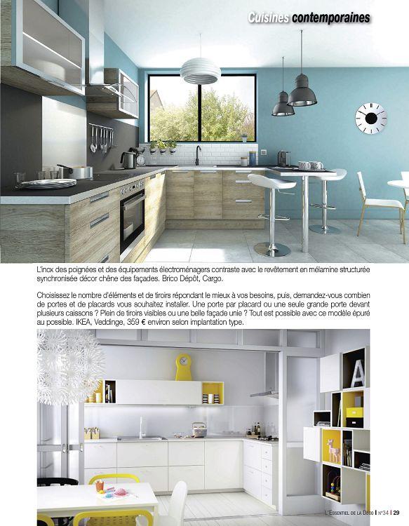 L 39 essentiel de la d co d coration int rieur maison for Magazine de decoration interieure gratuit