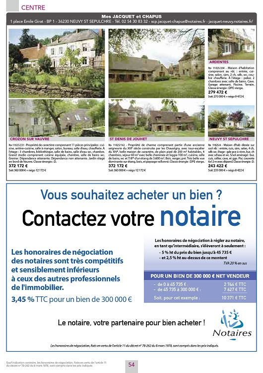 douette robic immobilier
