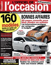 L'Officiel de l'occasion n°4 mai/jun/jui 2014