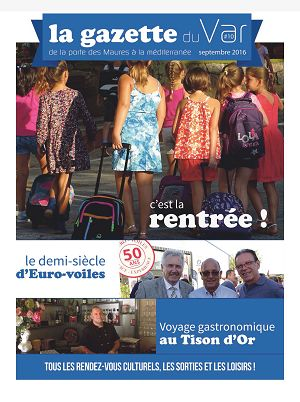 La Gazette du Var n°10 1er sep 2016