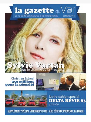 La Gazette du Var n°12 1er oct 2016
