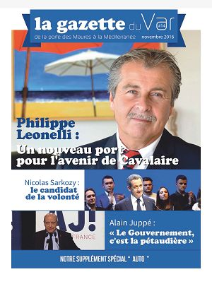 La Gazette du Var n°14 1er nov 2016