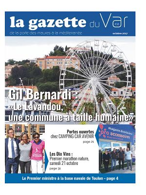 La Gazette du Var n°38 1er oct 2017