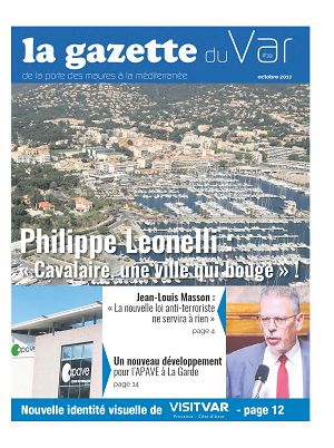 La Gazette du Var n°39 15 oct 2017