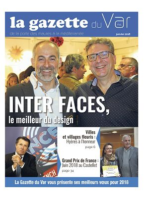 La Gazette du Var n°45 1er jan 2018