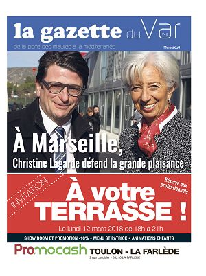 La Gazette du Var n°49 1er mar 2018