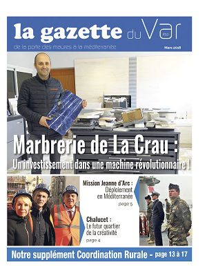 La Gazette du Var n°50 15 mar 2018
