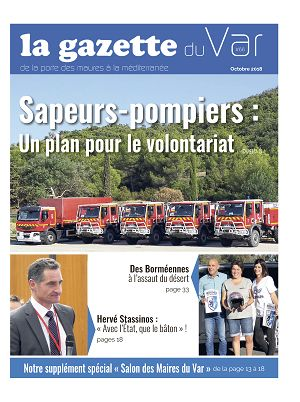 La Gazette du Var n°66 15 oct 2018