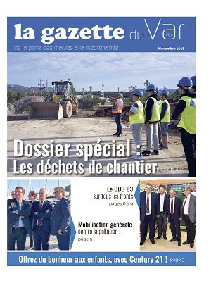 La Gazette du Var n°67 1er nov 2018