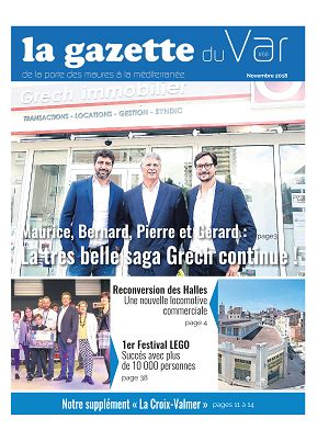 La Gazette du Var n°68 15 nov 2018