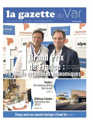 La Gazette du Var n°72 1er jan 2019