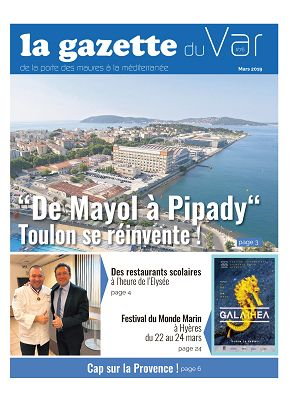 La Gazette du Var n°76 1er mar 2019