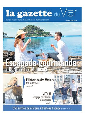La Gazette du Var n°90 15 sep 2019