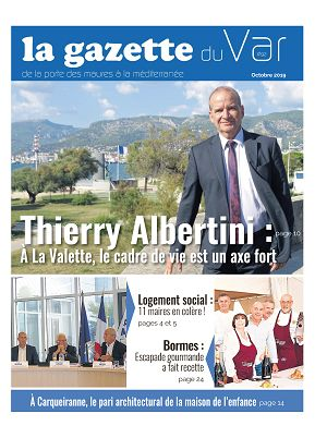 La Gazette du Var n°92 15 oct 2019