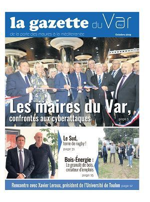 La Gazette du Var n°93 30 oct 2019