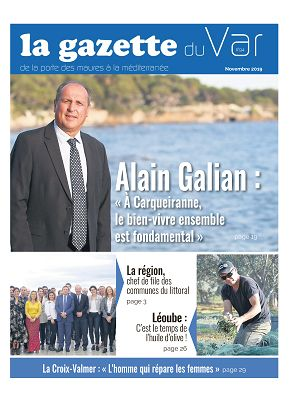 La Gazette du Var n°94 1er nov 2019
