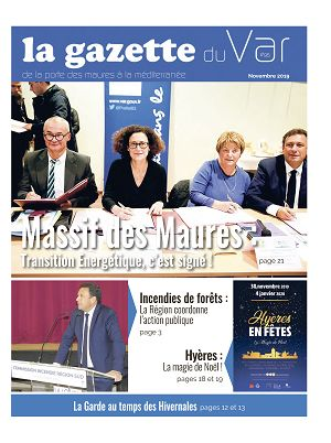 La Gazette du Var n°95 15 nov 2019