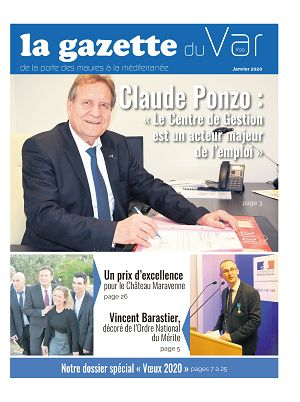 La Gazette du Var n°99 15 jan 2020