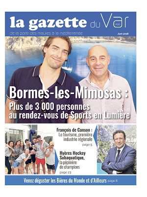 La Gazette du Var n°56 1er jun 2018