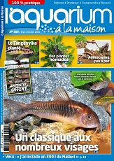L'aquarium à la maison n°105 sep/oct 2014
