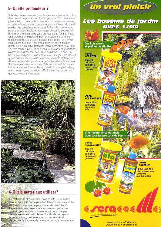 L'aquarium à la maison n°38 mar/avr 2004 - Page 58 - 59 - L