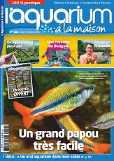 L'aquarium à la maison n°111 sep/oct 2015