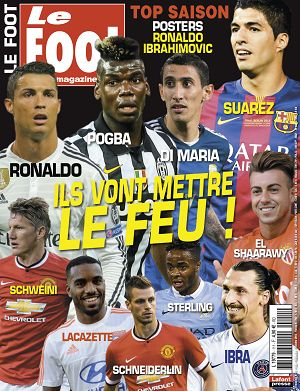 Le Foot Magazine n°111 aoû/sep/oct 2015