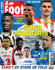 Le Foot Magazine n°114 mai/jun/jui 2016