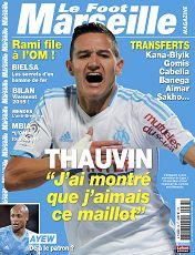 Le Foot Marseille Magazine n°38 jun/jui 2014
