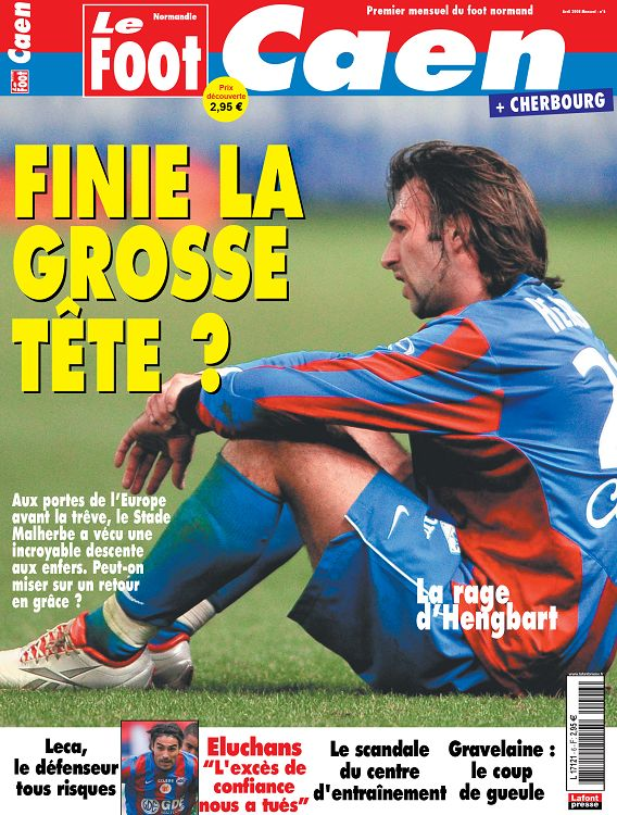 Foot normand magazine