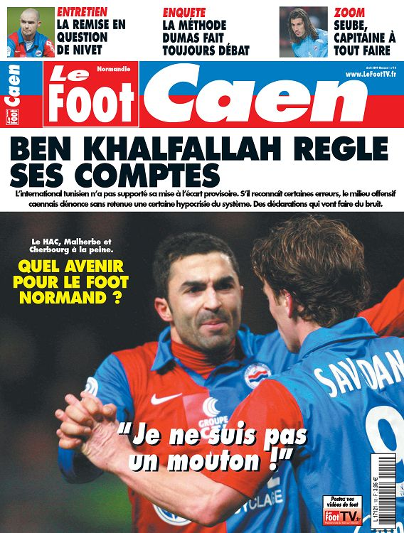 Foot normand magazine