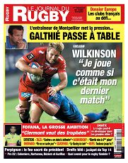 Le Journal du Rugby n°37 octobre 2013