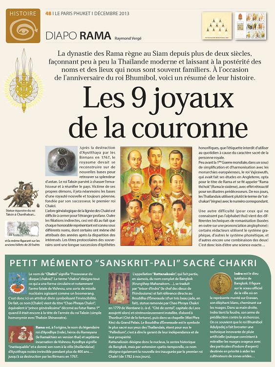 Le Paris Phuket N24 Décembre 2013 Page 4 5 Le Paris Phuket N