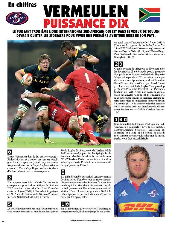 série rugby 21 juin 2015