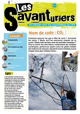 Les Savanturiers n°4 jun à sep 2013