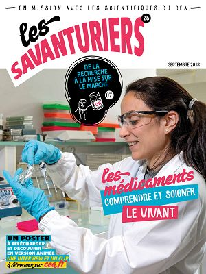Les Savanturiers n°25 sep/oct 2018