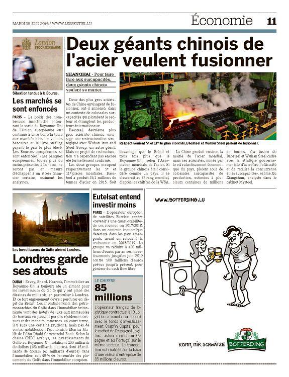 L Essentiel Luxembourg N 2015 28 Jun 2016 Page 10 11 L