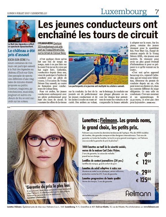 3b755284621525 L essentiel Luxembourg n°2251 3 jui 2017 - Page 6 - 7 - L essentiel ...