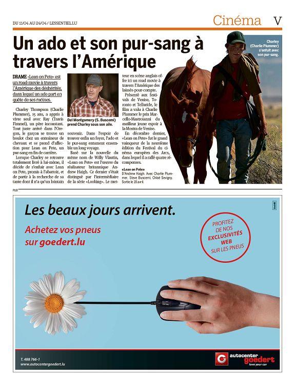 L essentiel Luxembourg n°2425 11 avr 2018 - Page 40 - 41 - L ... 137f5ca4a040