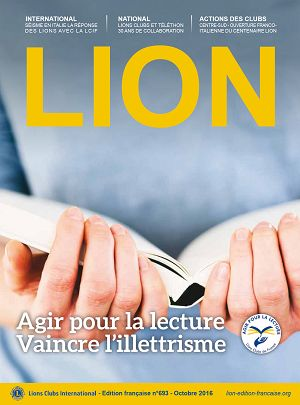 Lion n°693 octobre 2016