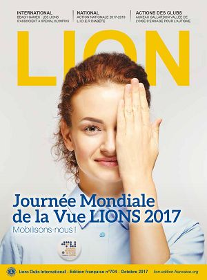 Lion n°704 octobre 2017