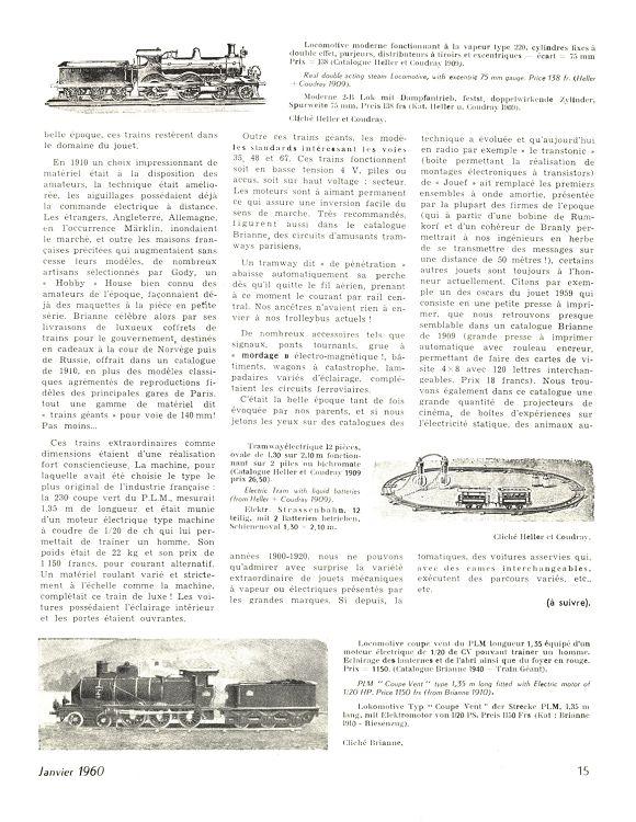 1960 17 Page N°192 Loco Janvier Revue 16 OPuwXiZTk