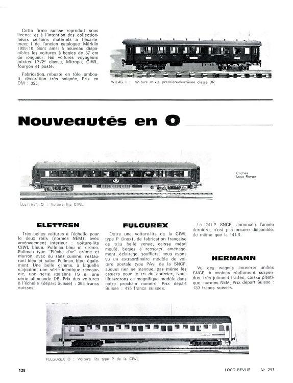 Toys & Hobbies Brave Hornby Voiture Voyageurs 1e Classe Mixte Fourgon Model Railroads & Trains