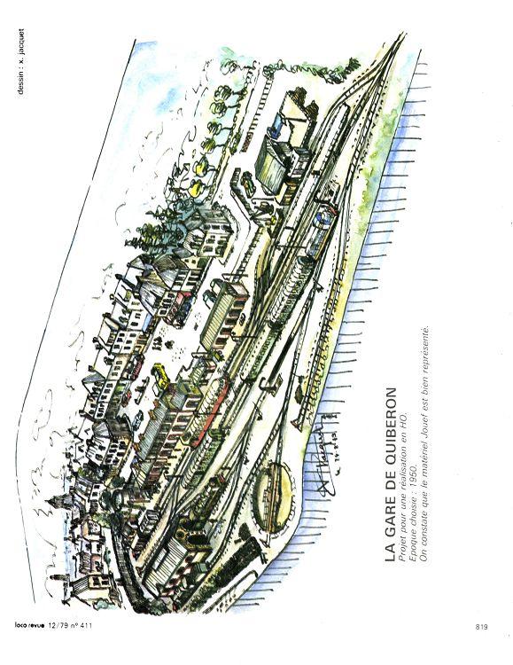 Gare de Quiberon 35670-LocoRevue-411-Page-065