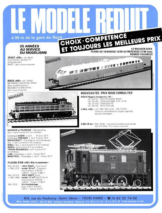 Jouef  HO n° 5108 Wagon voyageurs PLM Fourgon  3ème classe jamais joué boite