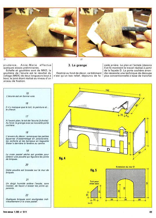 Loco Revue N511 Janvier 1989
