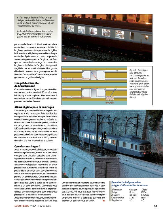 Revue Loco 2005 Page N°691 Février 81 80 tshQCBdxr