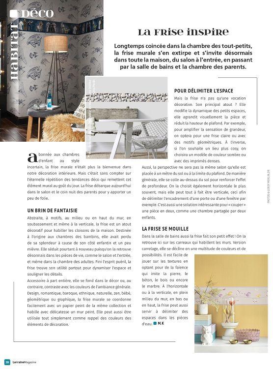 Lorraine Magazine N 142 28 Aoû 2019 Page 28 29