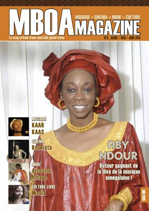 MBOA Magazine n°5 avr/mai/jun 2011